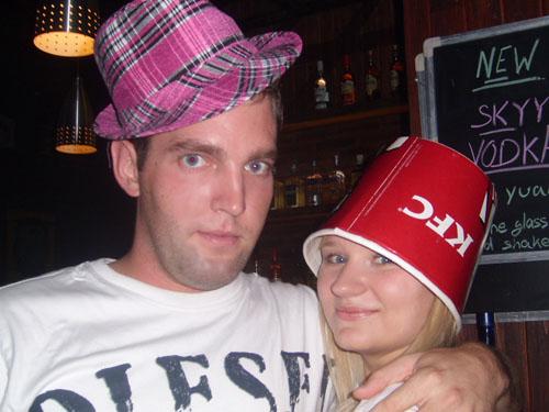 Crazy Hat Party, le Feitz (Sep. 25, 2009)
